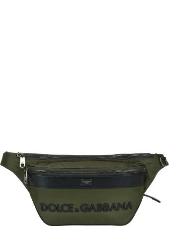 Dolce & Gabbana Logo Belt Bag