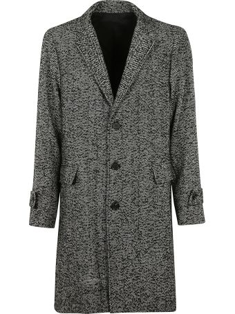 The Editor Single Breasted Coat