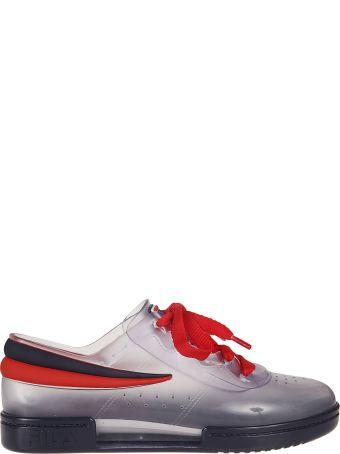 Melissa X Fila Low-cut Running Sneakers