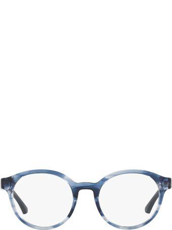 Emporio Armani Emporio Armani Ea3144 Blue Havana Glasses