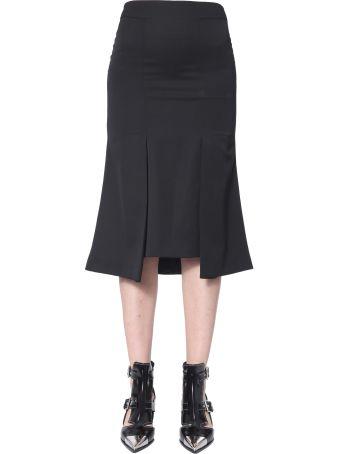 Alexander McQueen Longuette Skirt