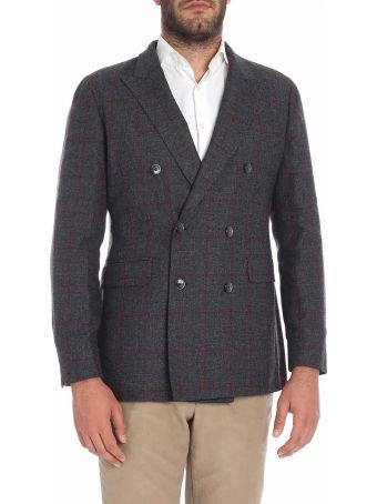 Hackett Wool Jacket Double-breasted