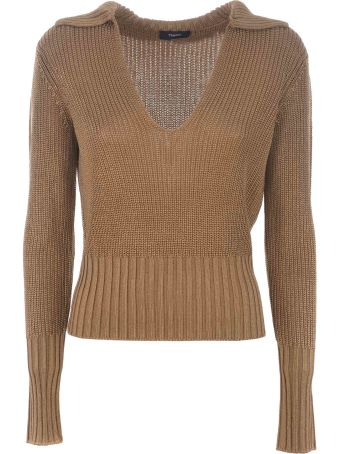 Theory Knitted Jumper