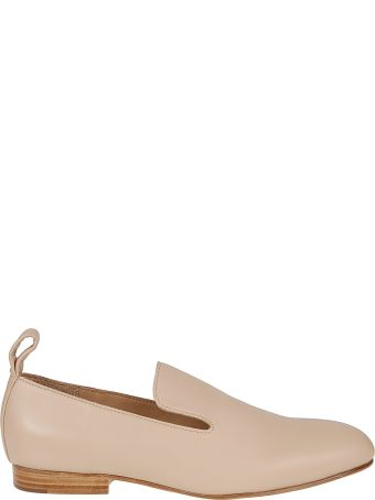 Jil Sander Navy Classic Loafers