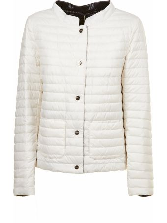 Herno Button-up Padded Jacket