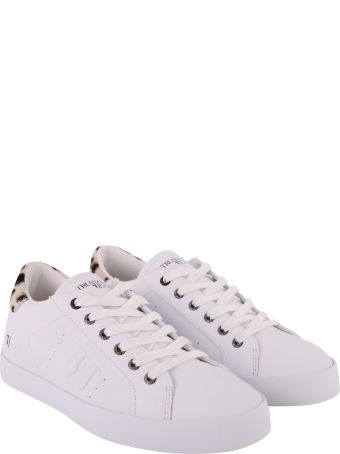 Trussardi Eco-leather Sneakers