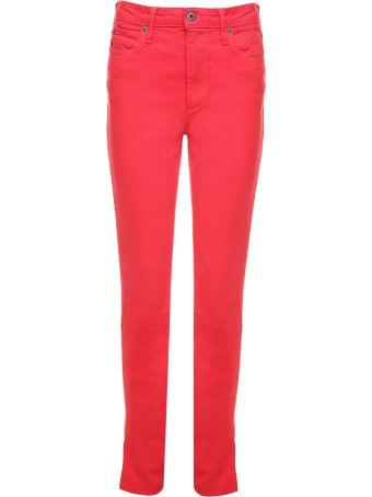 Simon Miller Slidell Straight-leg Cotton-denim Jeans