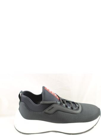 Prada Linea Rossa America's Cup Sneakers