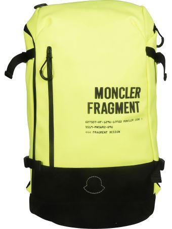 Moncler Genius Color Block Backpack