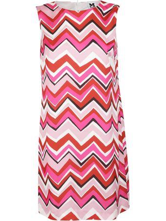 M Missoni Geometric Printed Dress