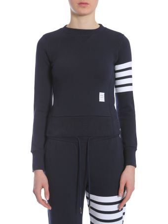 Thom Browne Crew Neck Sweatshirt