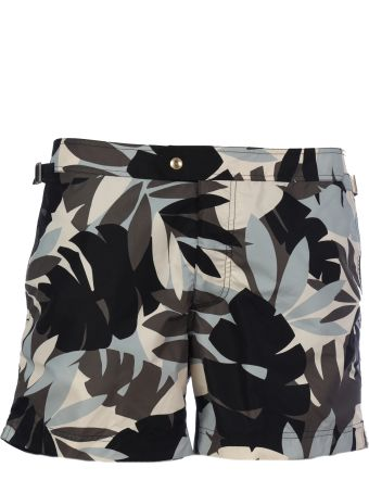 Tom Ford Side Buckle Shorts