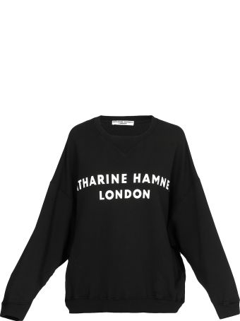 Katharine Hamnett Cotton Sweatshirt