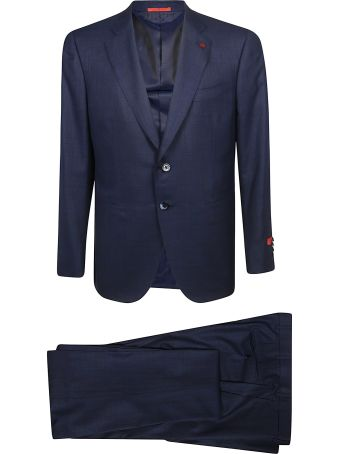 Isaia Single Breasted Suit