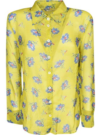 Massimo Alba Floral Shirt