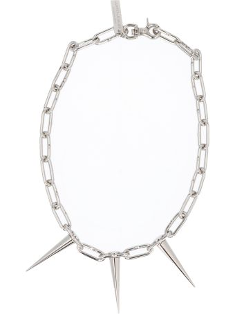 Junya Watanabe 'spikes' Necklace
