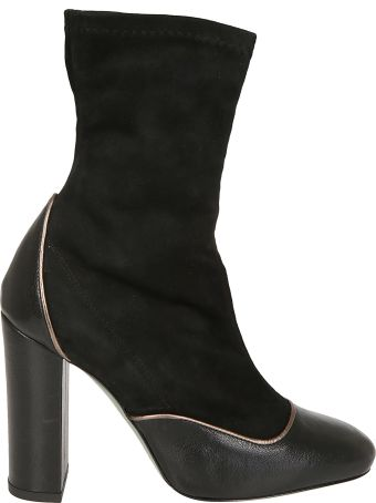 Paola D'Arcano High Heel Ankle Boots