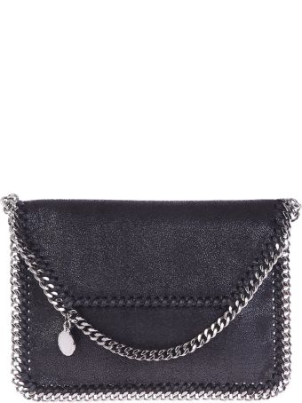 Stella McCartney Black Falabella Mini Bag