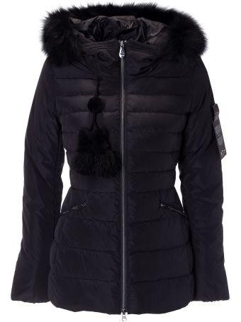 Peuterey Fur Hood Jacket