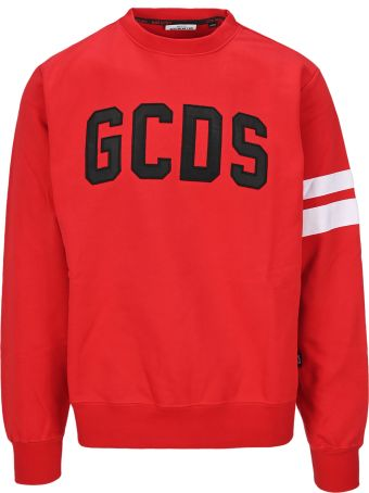 GCDS Logo Crewneck