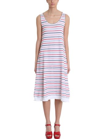 Sonia Rykiel Knitted Cotton Dress
