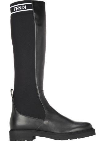 Fendi Slip-on Boots