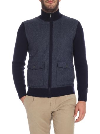 Hackett Wool Cardigan