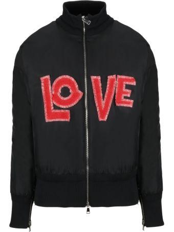 Moncler Genius Love Zipped Jacket
