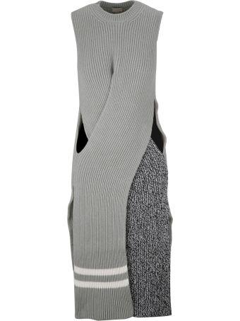 Mrz Paneled Knit Dress