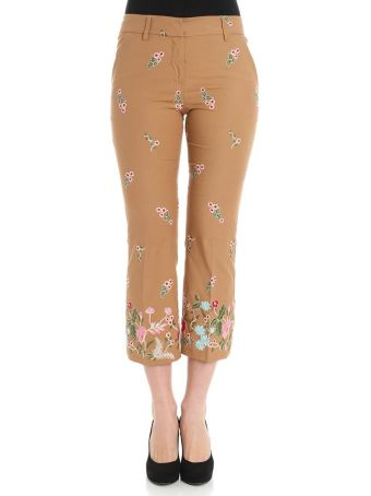 True Royal - Amber Trousers
