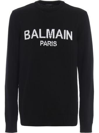 Balmain Balmain Paris Sweater Rh13662k060eab