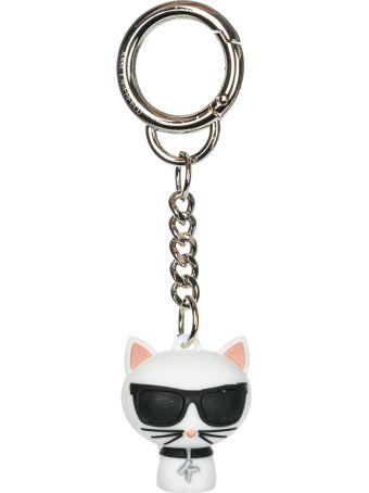 Karl Lagerfeld  Keychain Keyring K/ikonik Choupette 3d