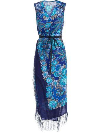 VETEMENTS Lace Floral Dress