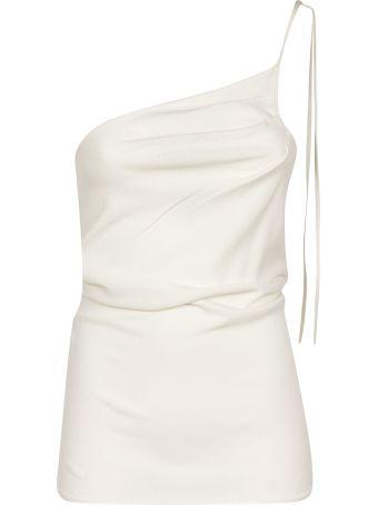 Jacquemus One-shoulder Knit Top
