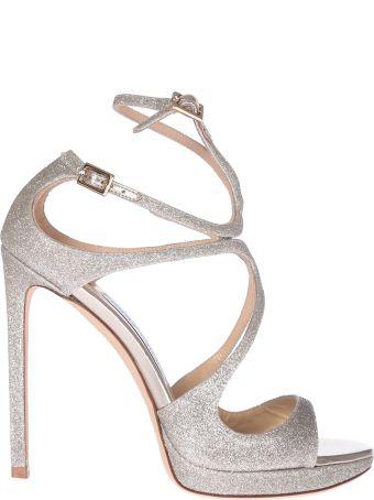 Jimmy Choo Lance/pf 100 Sandals