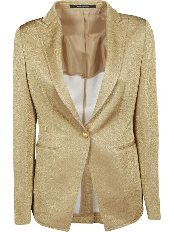 Tagliatore 0205 Single Buttoned Blazer