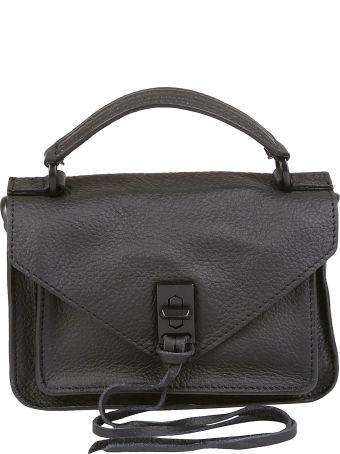 Rebecca Minkoff Twist Lock Shoulder Bag