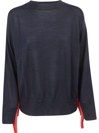 Sofie d'Hoore Lace Detailed Sweater