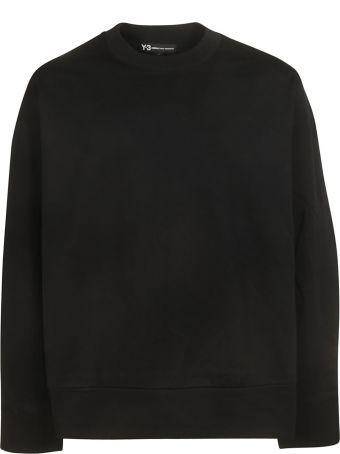 Y-3 Adidas Y-3 Signature Graphic Sweatshirt