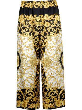 Versace Print Trousers