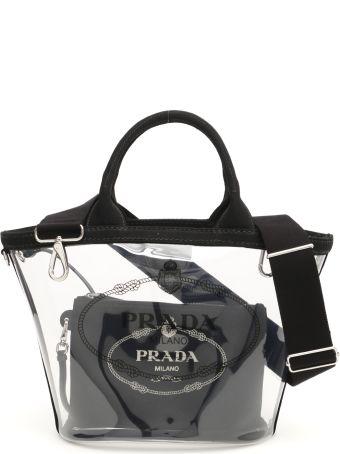 Prada Plexi Shopper