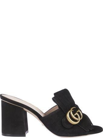 Gucci Mid Heel Sandals