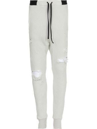 Ben Taverniti Unravel Project Cotton Pants