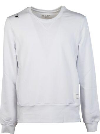 The Editor Star Print Sweatshirt