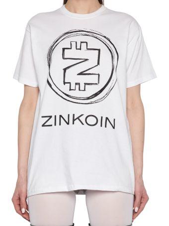 Natasha Zinko 'zinkoin' T-shirt