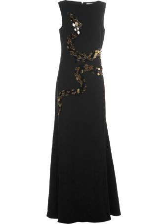 Roberto Cavalli Embellished Gown