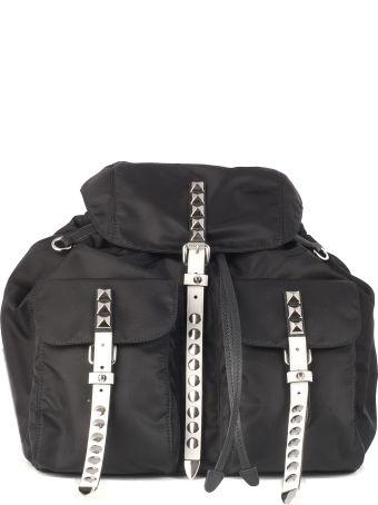 Prada Studs 2 Pockets /borchie Due Tasche