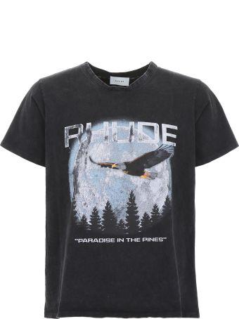 Rhude Printed T-shirt