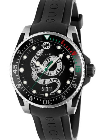 Gucci 'gucci Dive' Watch