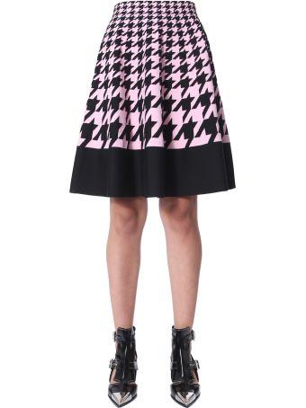 Alexander McQueen Skirt With Valance
